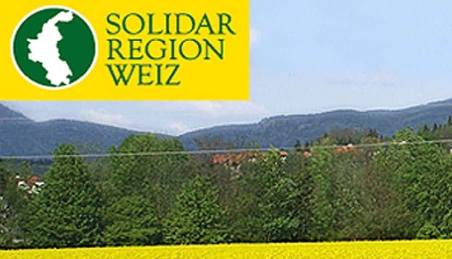 Weitzer Parkett ist Solidarbetrieb 2012