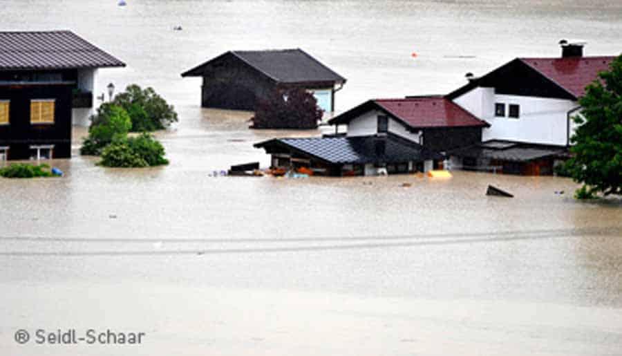 Wir spenden Parkett für die Opfer des Hochwassers