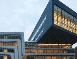 Weitzer Parkett in der Wirtschaftsuniversität Wien