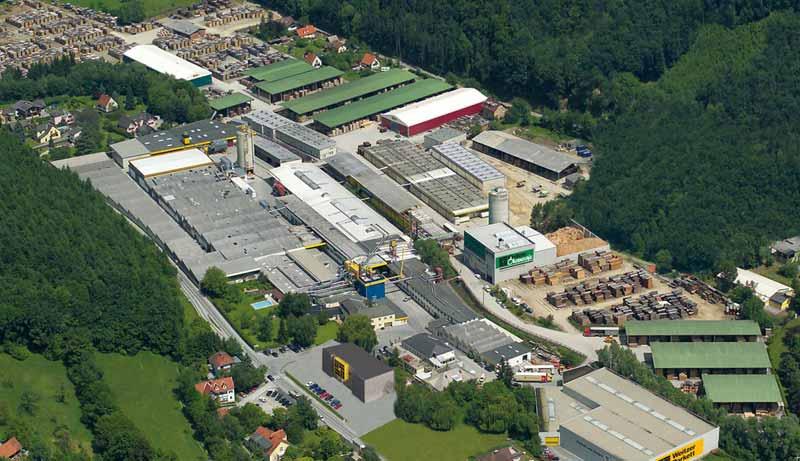 Modernisierung Produktionsstandort Weiz